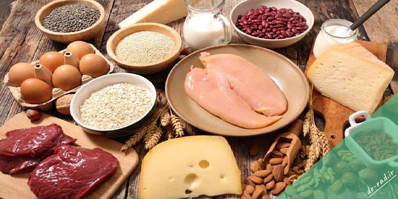 برای ترک اعتیاد چه خوراکی بخوریم