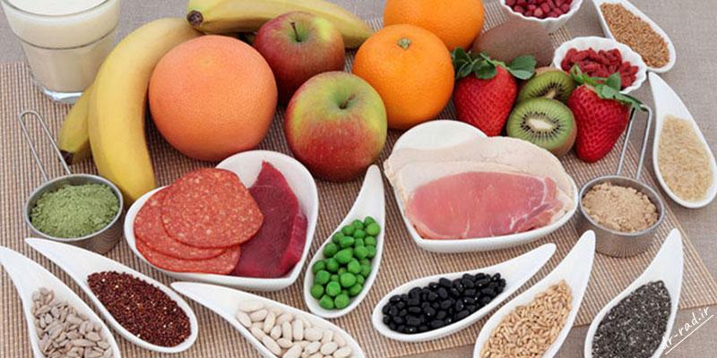 تغذیه مفید برای ترک اعتیاد